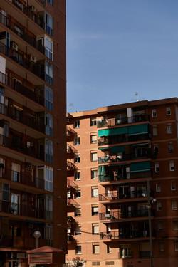 barcelone photo minimalist urbain
