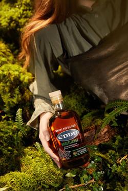 photographe beauté et publicité pour la marque Distillerie des menhirs à Quimper
