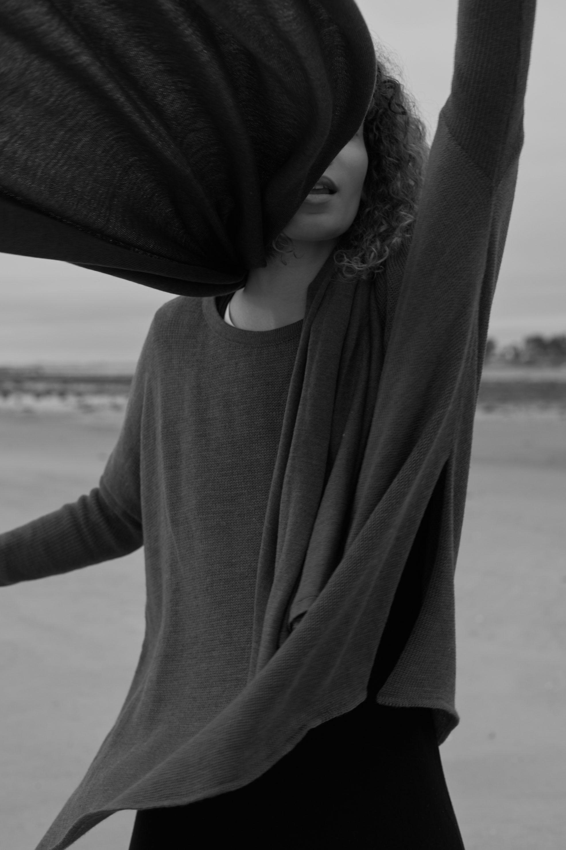 photographe mode pour marque de vetement ethique en Bretagne