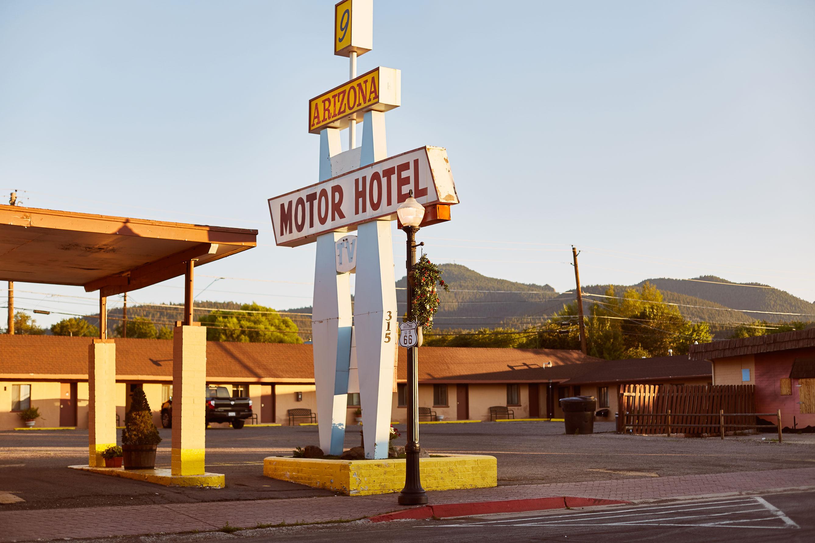 photo usa motor hotel