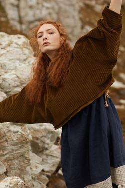 photographe de mode, série photo pour designer en Bretagne