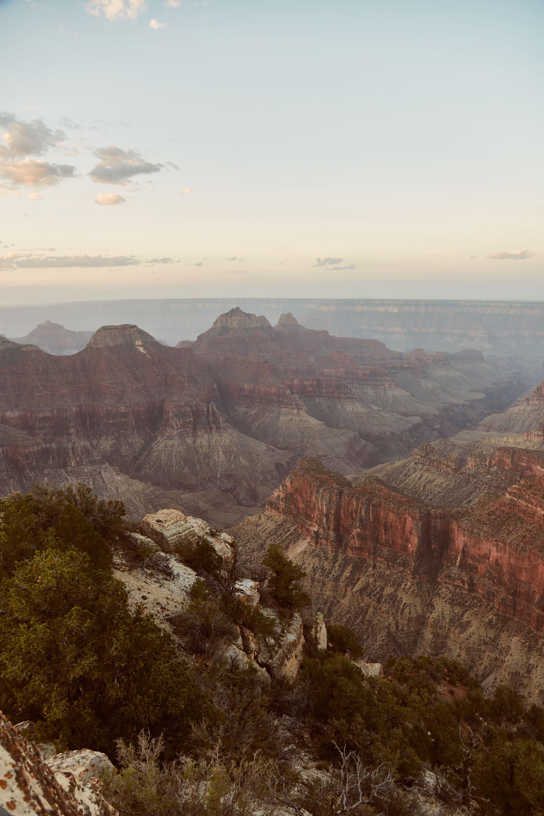usa montagne grand canyon