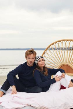photographe famille et mode pour l'entreprise a l'aise breizh à Brest