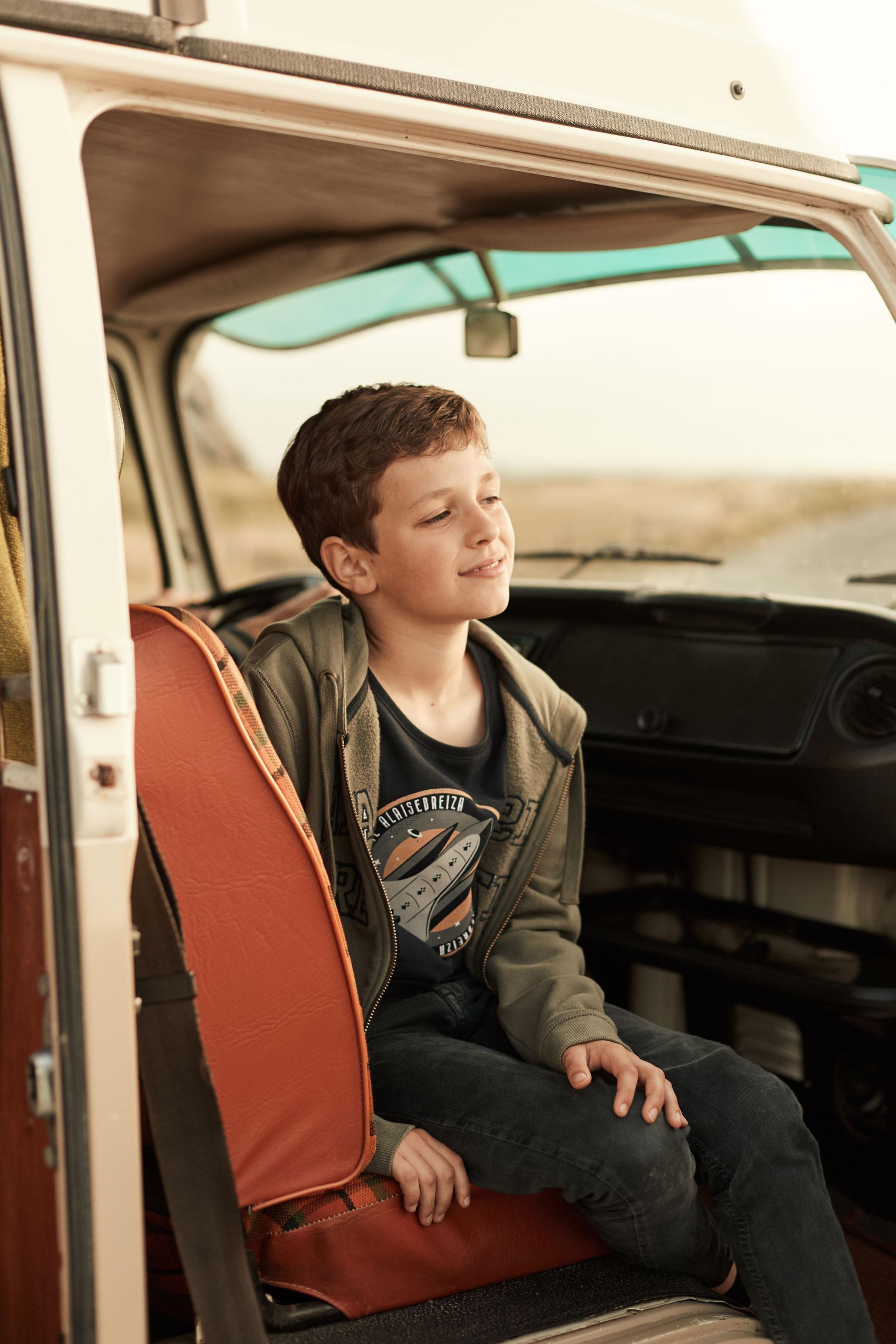 photographe mode enfant portrait