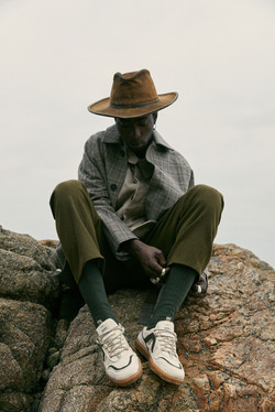 photographe mode pour Umoja pour sublimer leur produit : une chaussure
