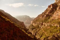 usa montagne grand canyon rando
