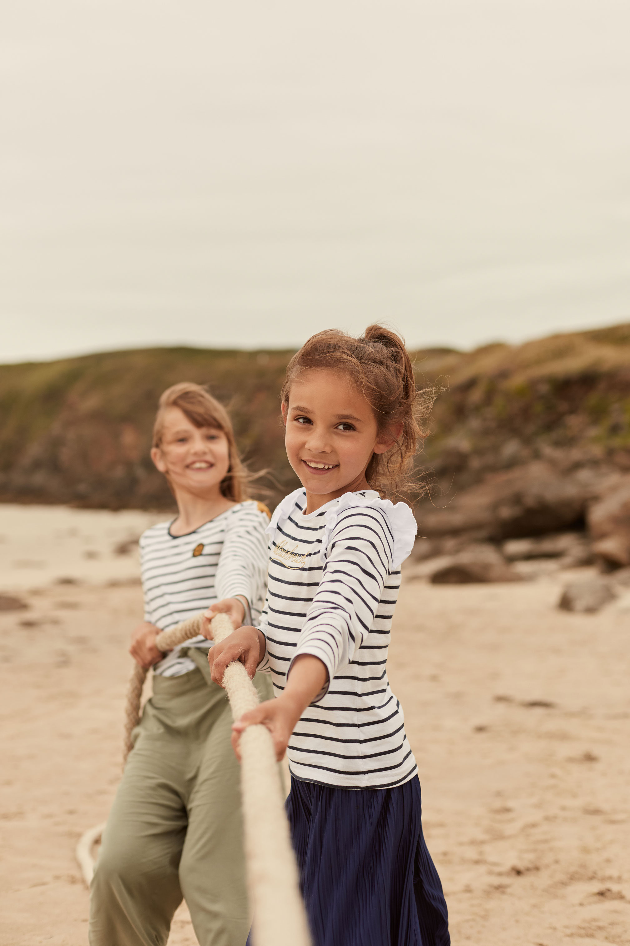 photographe famille et mode pour l'entreprise a l'aise breizh en Bretagne