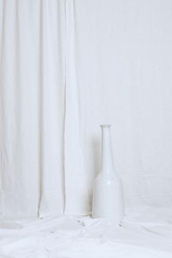 shooting photo eshop en studio pour la marque bretonne Lou Ty, robe demi mesure à Quimper