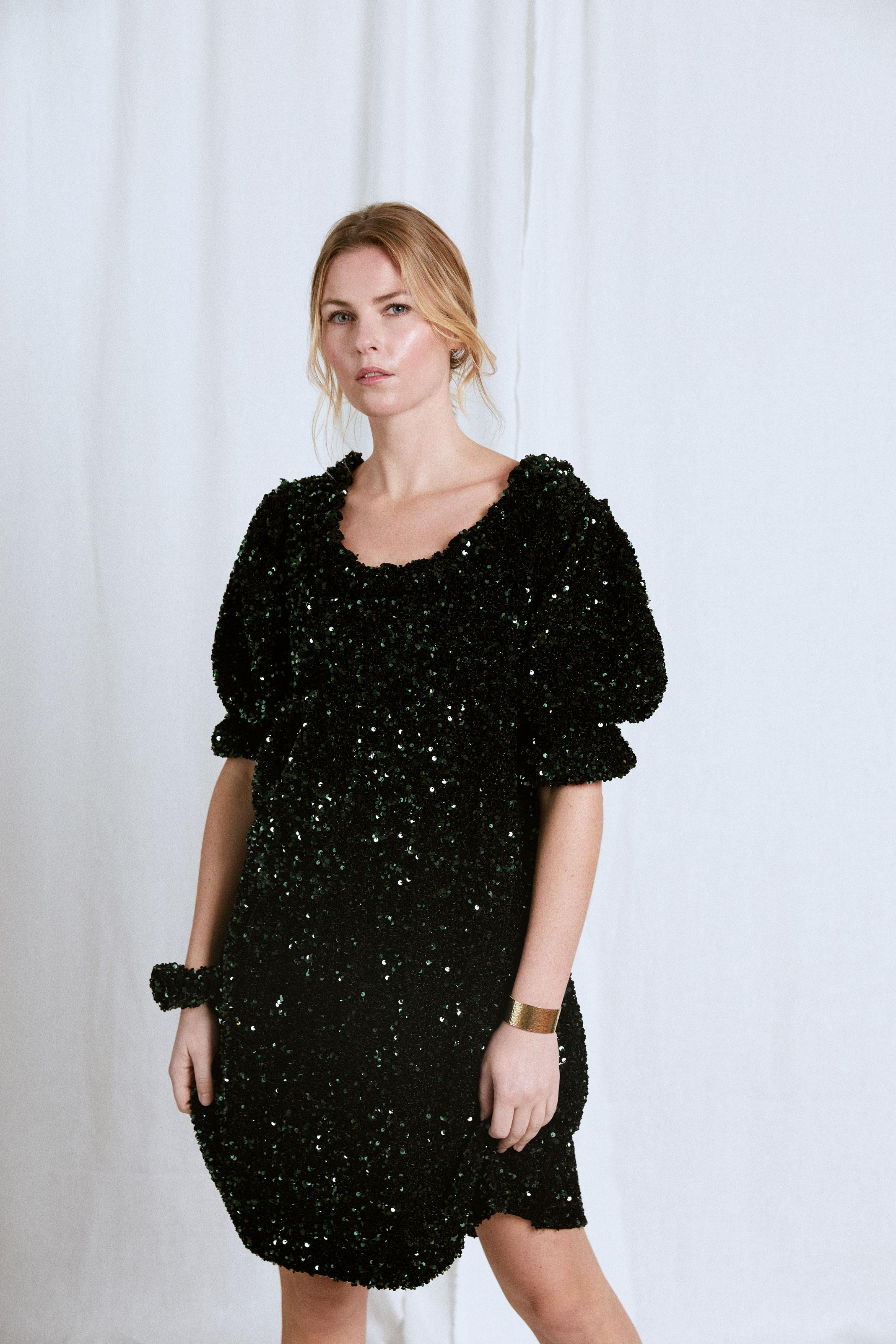 studio photo eshop pour Lou Ty, marque de robe demi mesure en Bretagne