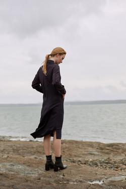 shooting photo avec mannequin agence en Bretagne