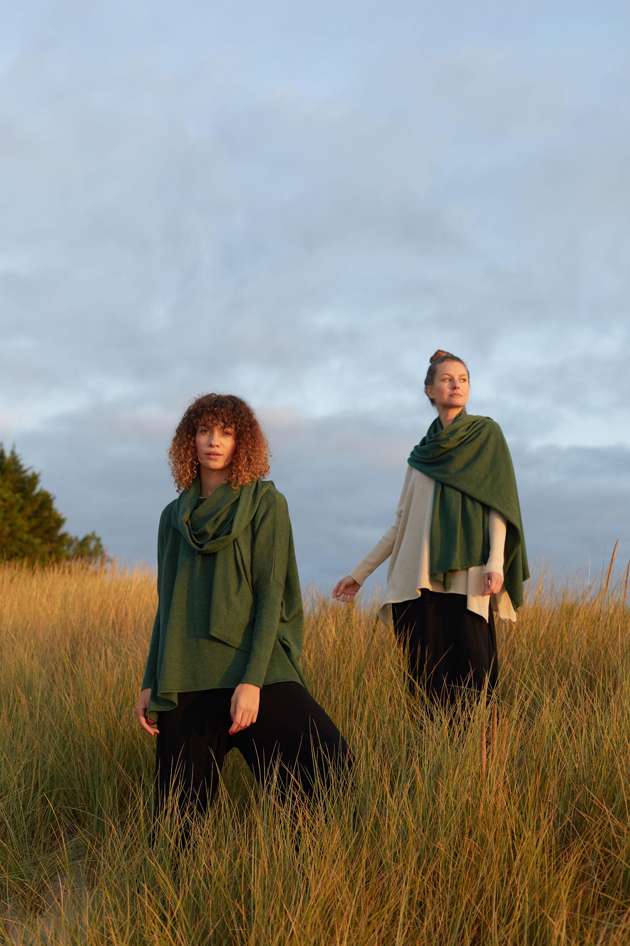 photographe de mode pour campagne publicitaire - production à Rennes