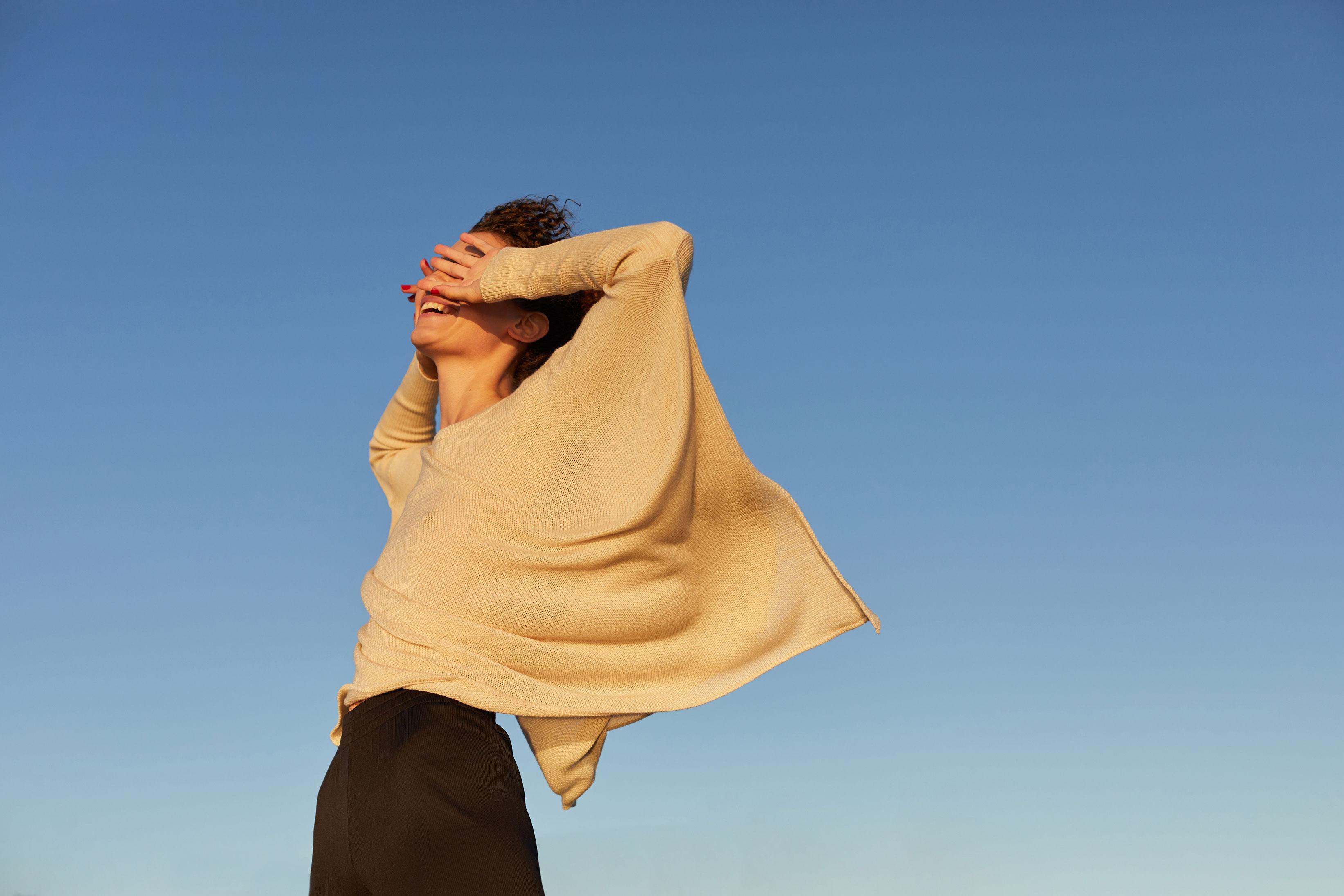 photographe de mode pour campagne publicitaire en Bretagne