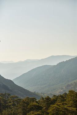 randonnée gr20 corse paysage