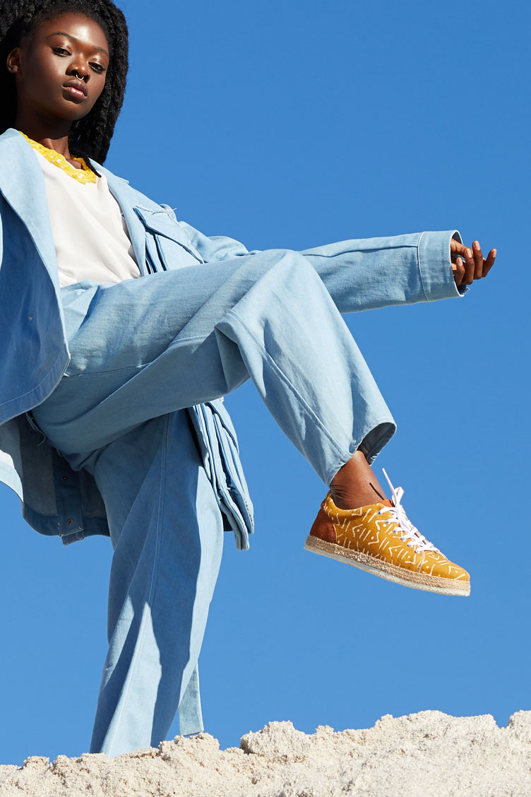 umoja chaussure eco responsable brest