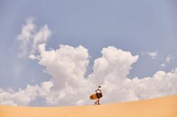 pink sand dune usa sandboard
