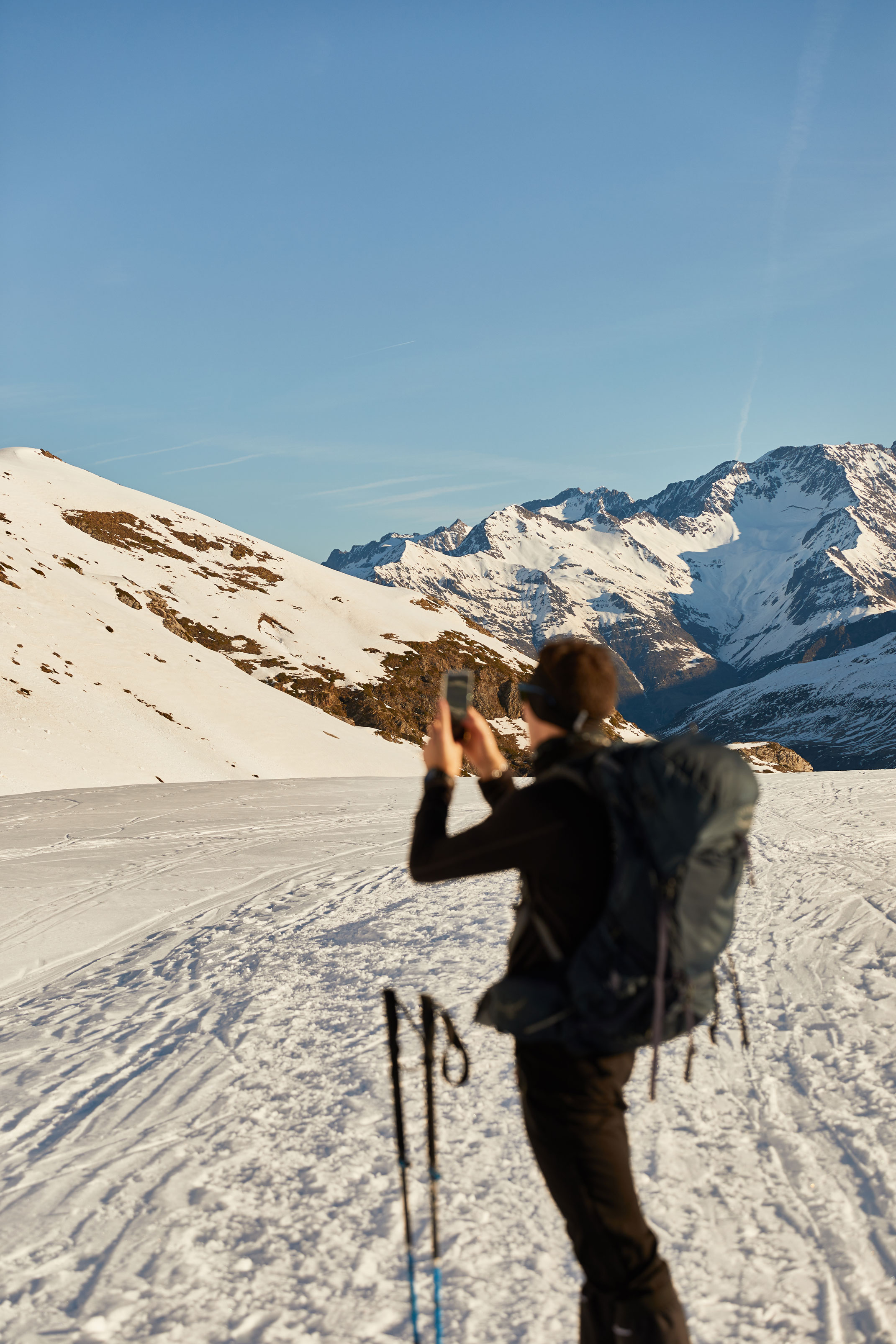 photographe expedition rando raquette