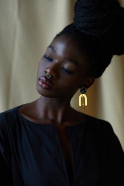 portrait photoshoot beauté studio