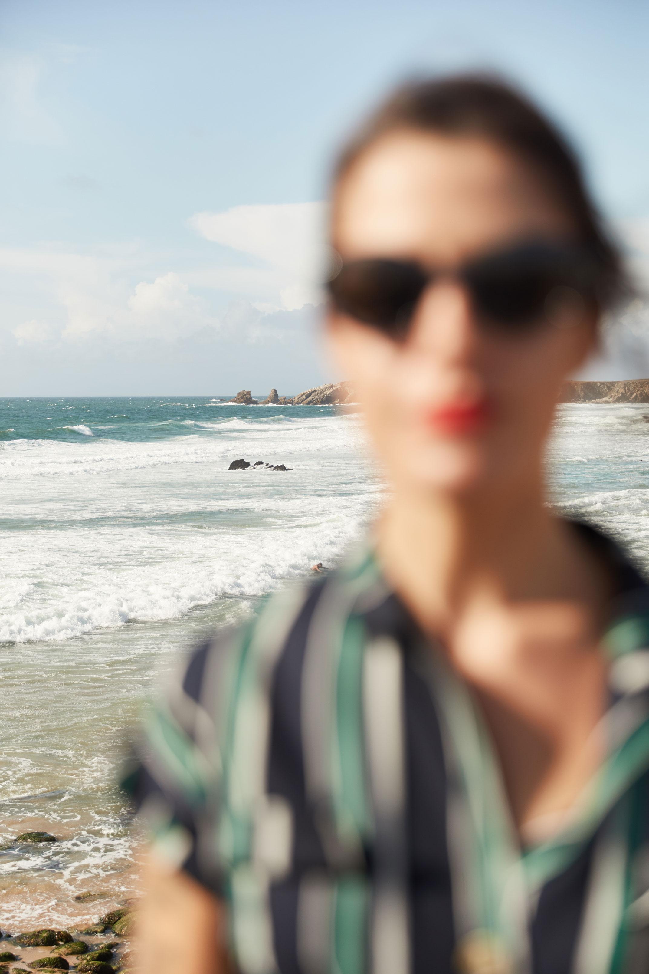 photographe mode et portrait en bretagne