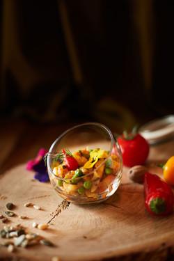 photo culinaire studio photographe
