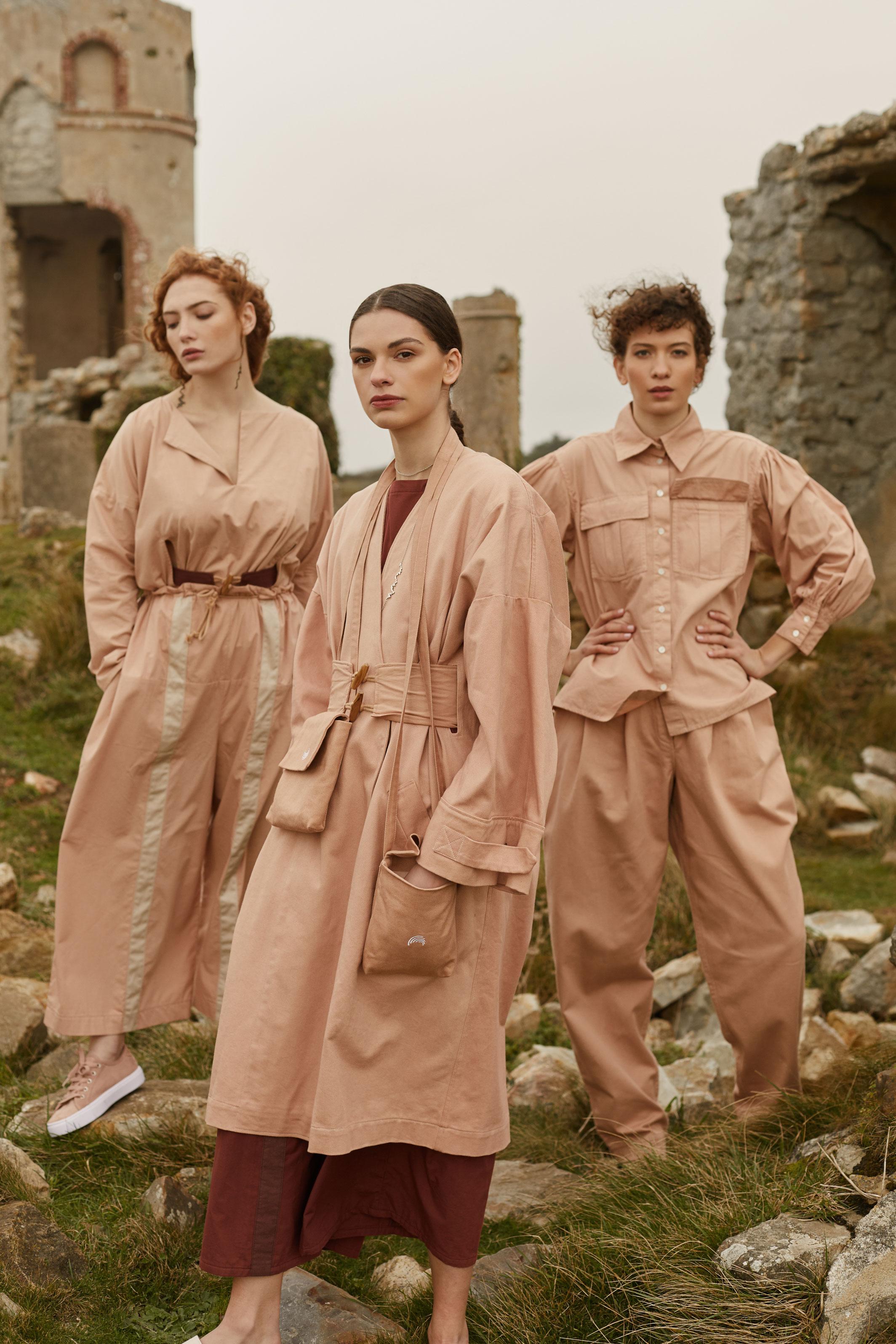 photographe mode pour nolwenn faligot, designer en bretagne