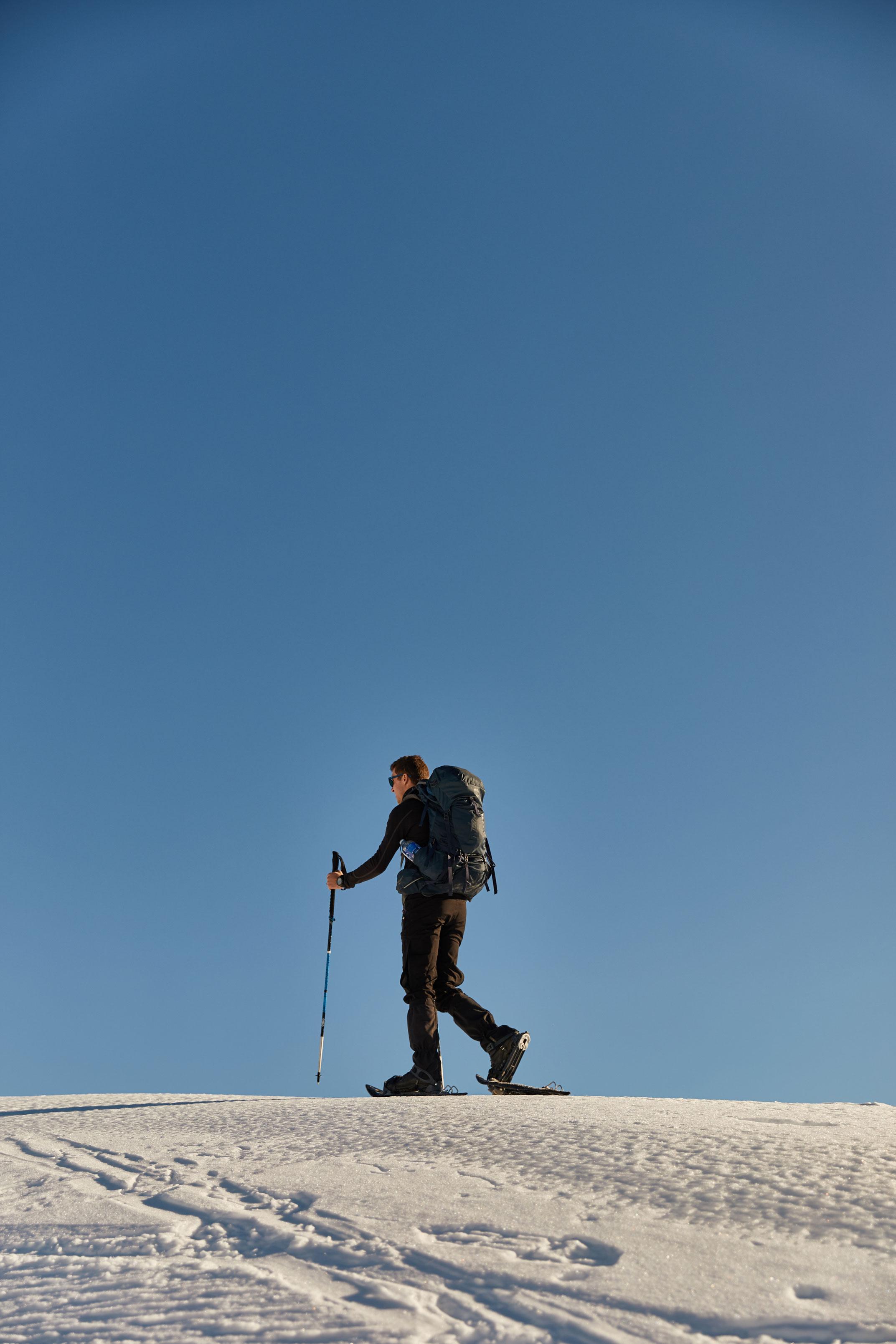 photographe expedition rando raquette trek