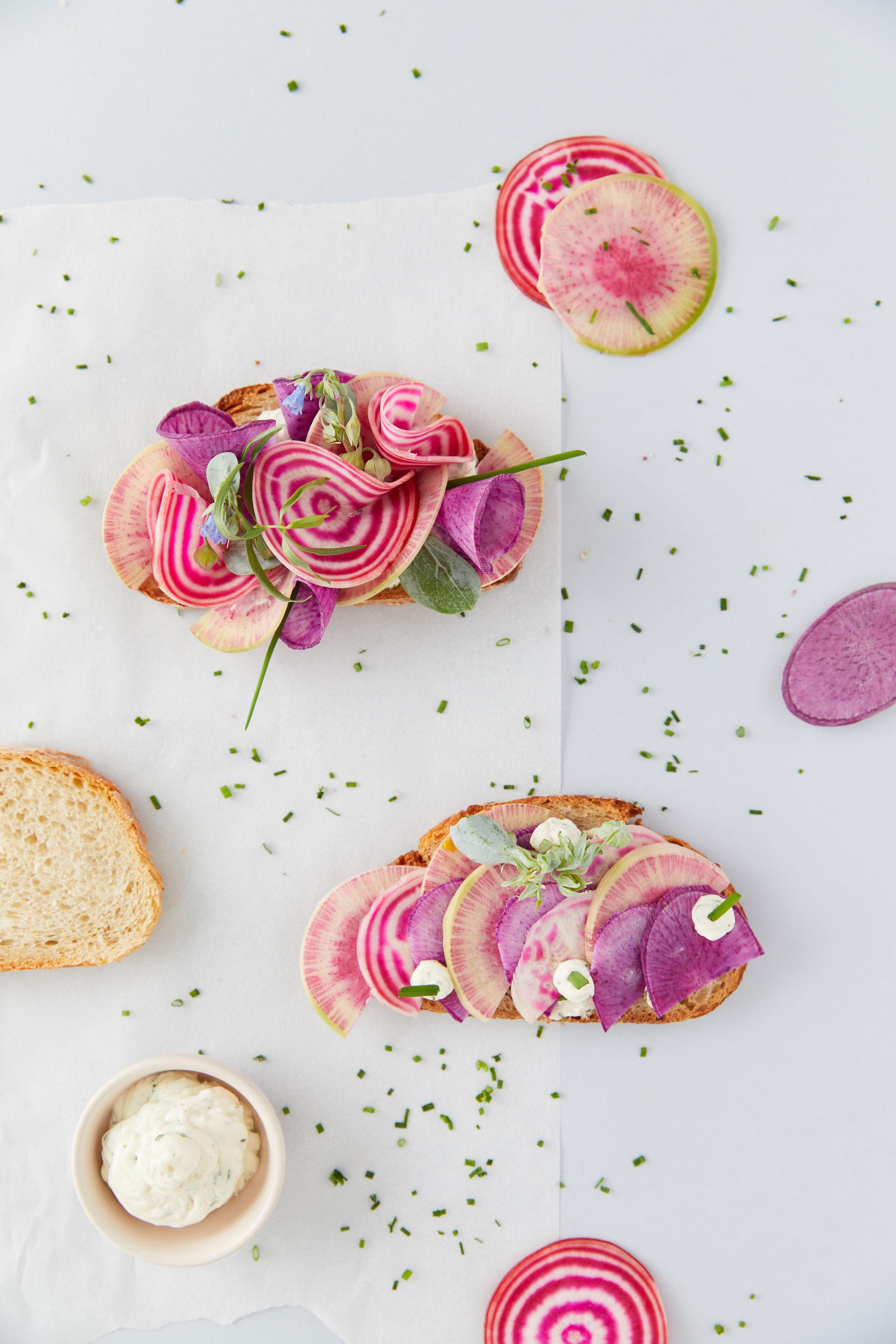 photographe culinaire en studio en Bretagne