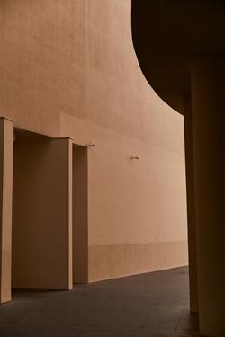 barcelone photo minimalist macba