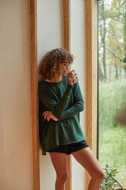 seance photo portrait pour mannequin en agence à Nantes
