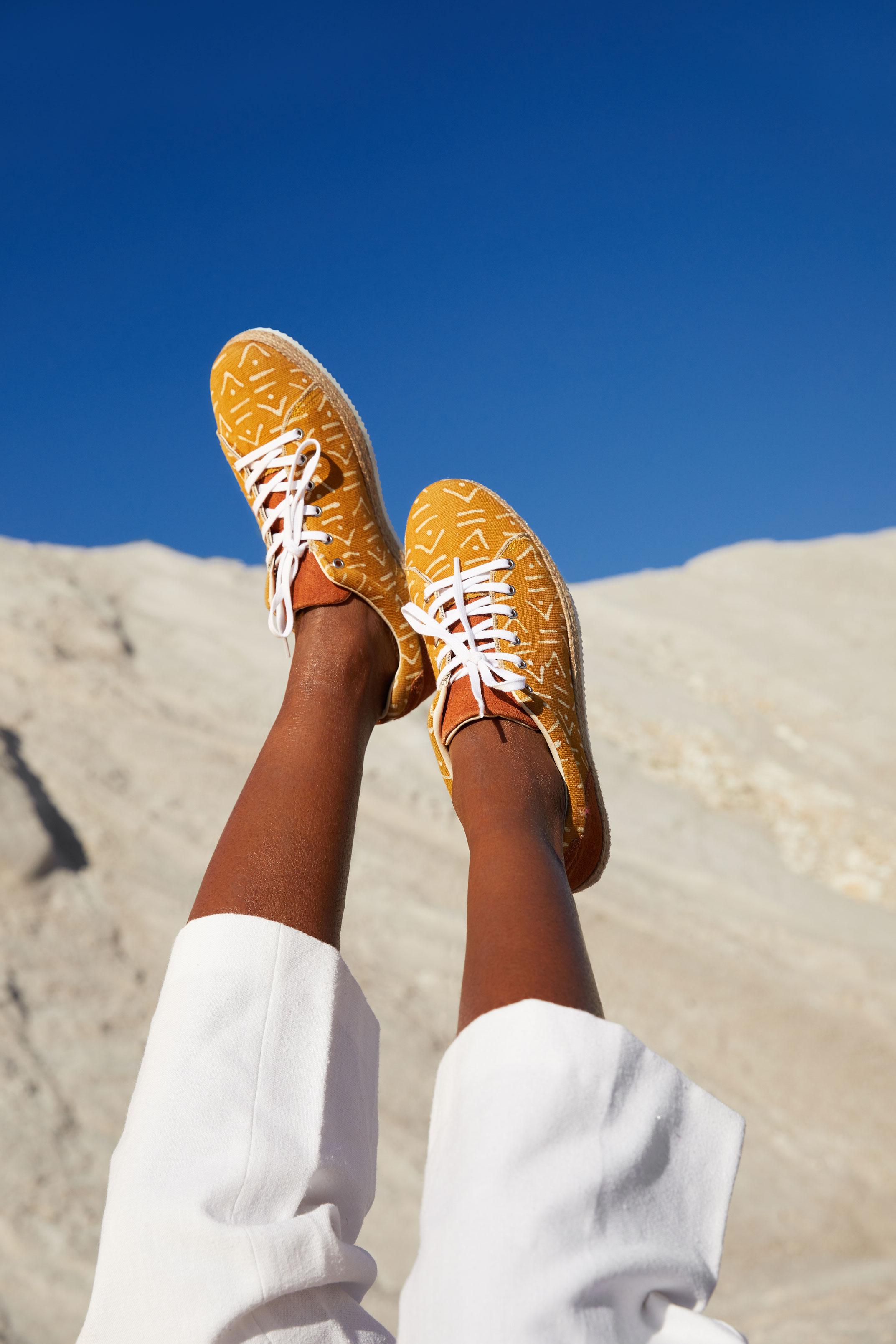 chaussures umoja eco responsable
