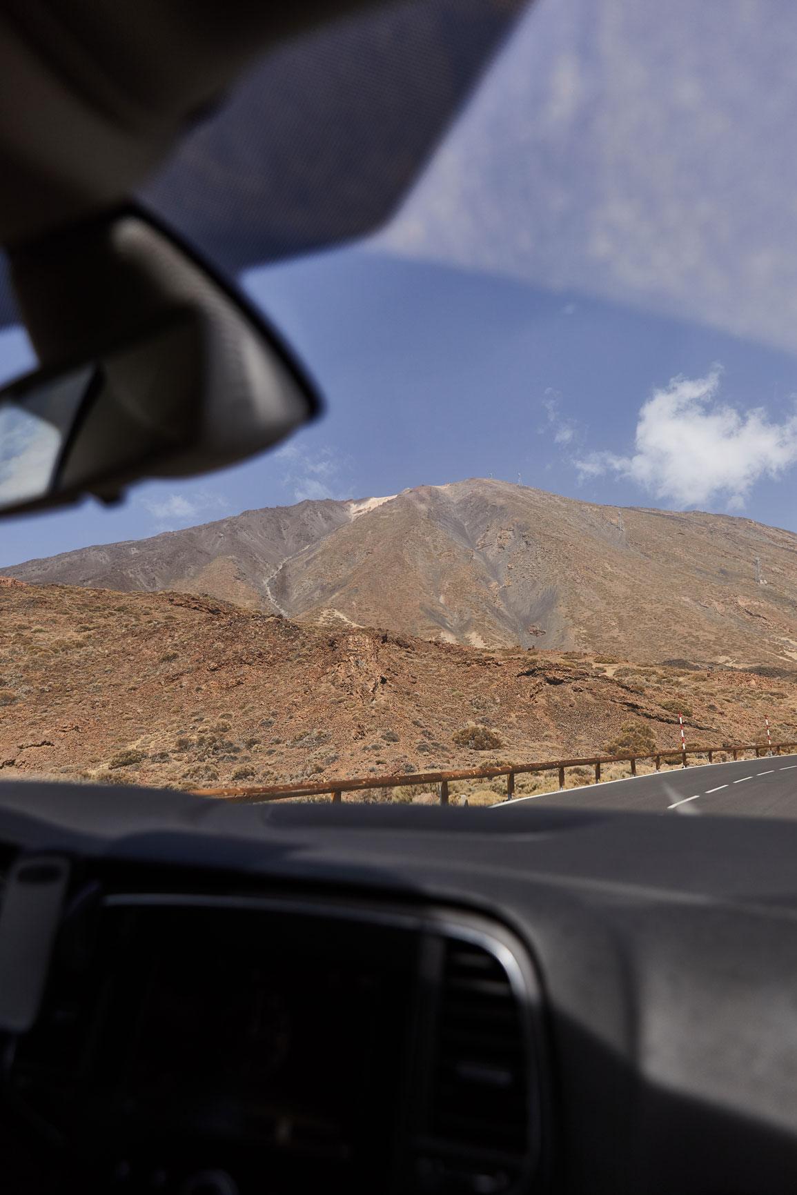 road trip tenerfie volcan randonnée