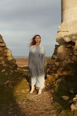 photographe mode avec mannequin agence à Brest