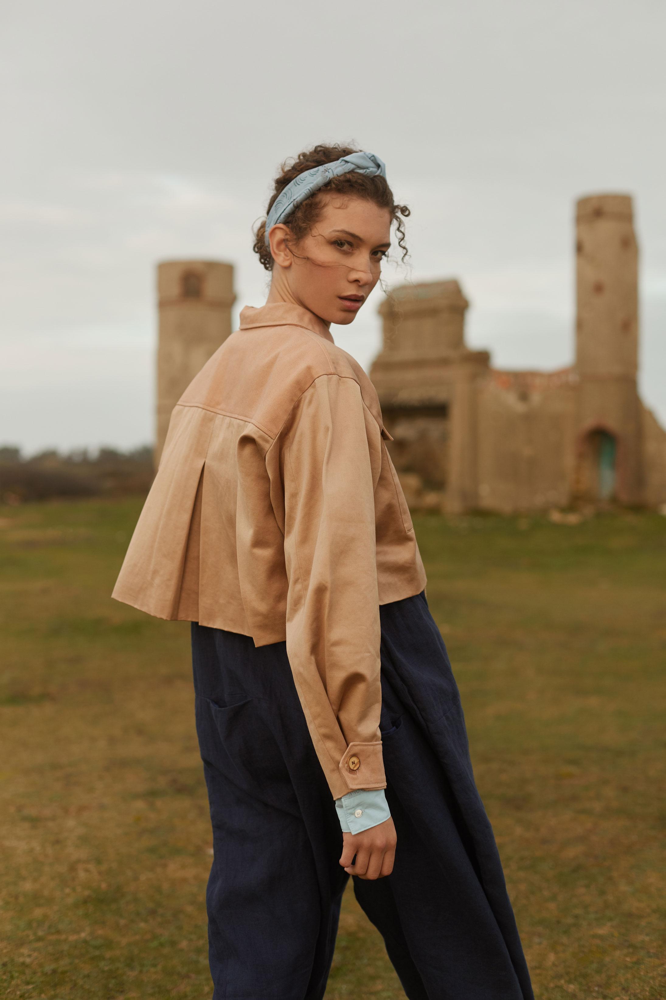 photographe mode pour marque pret à porter haut de gamme en bretagne