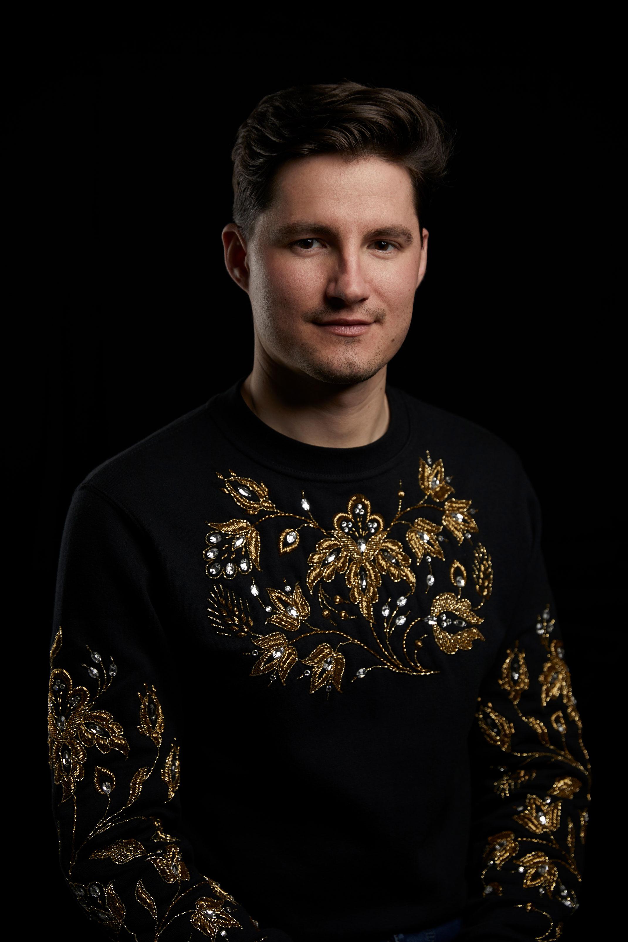 portrait studio brodeur quimper