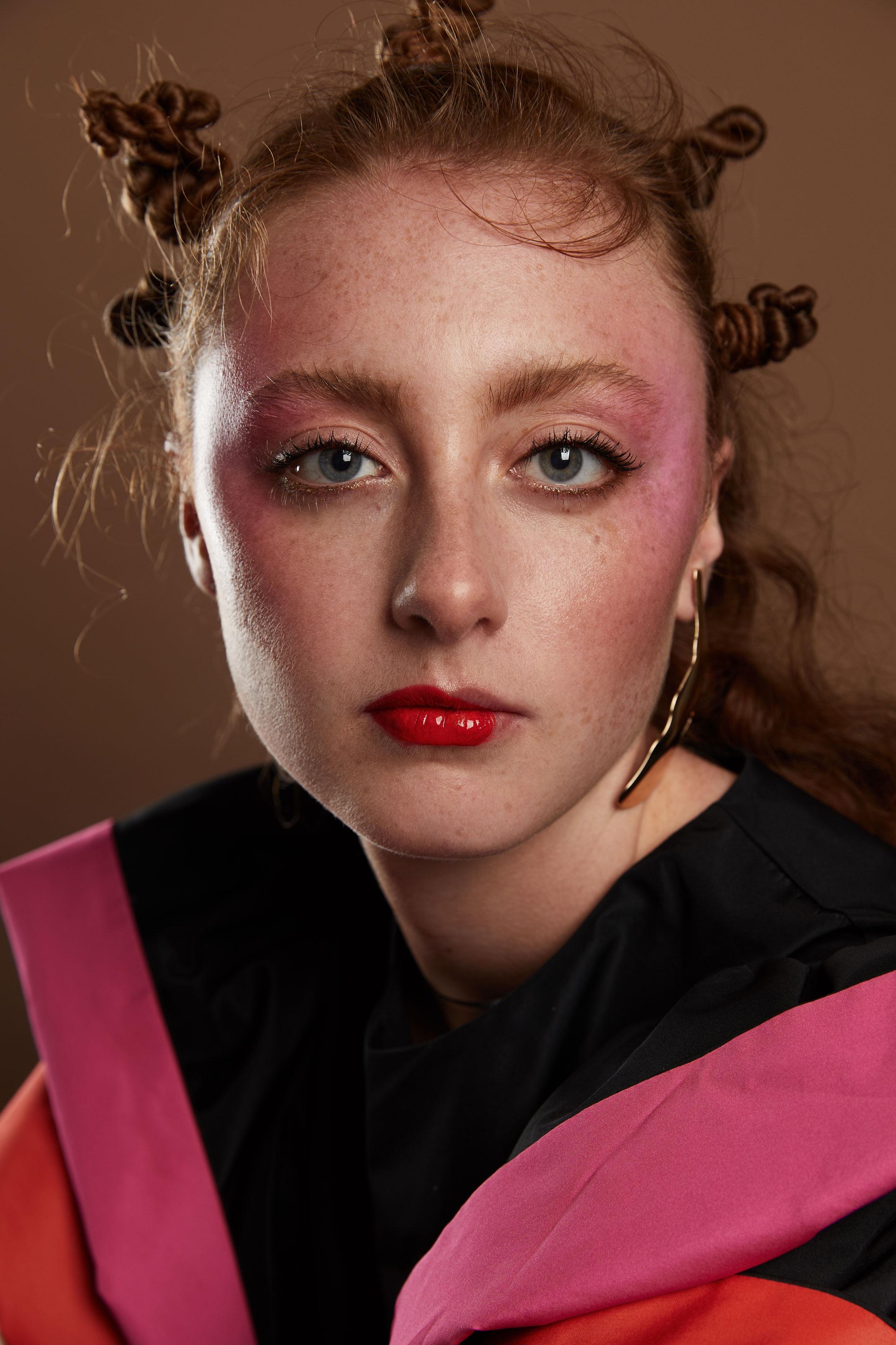 photographe mode portrait mannequin