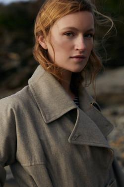 photographe mode pour collection nolwenn faligot et armor lux à quimper