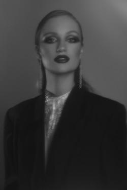 photographe studio portrait mode