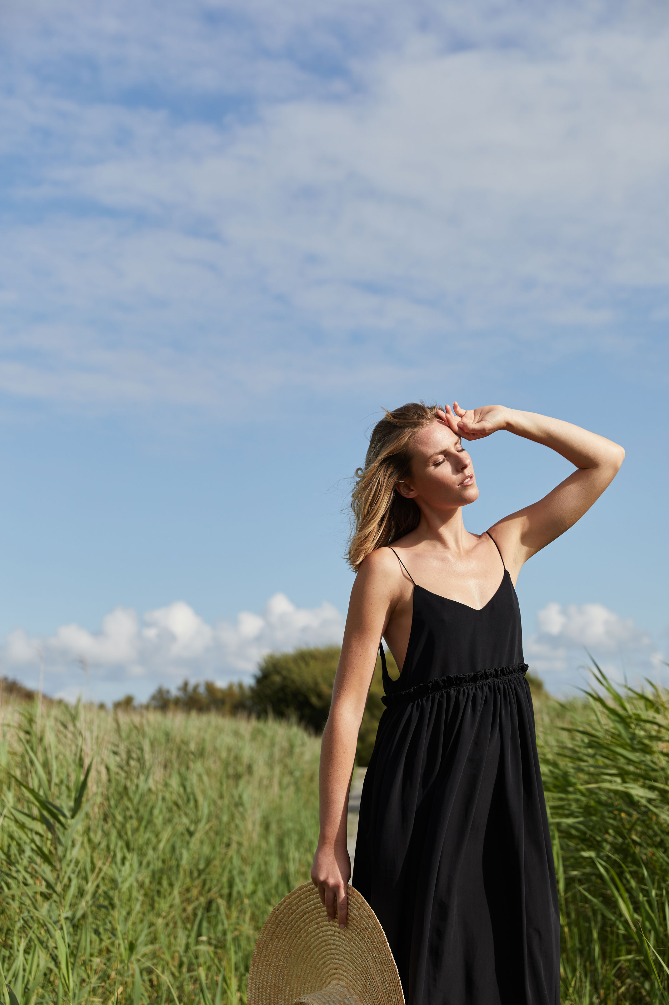 photographe professionnel mode et beauté avec mannequin à quimper