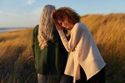 photographe de mode pour campagne publicitaire avec mannequins en agence