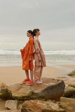 photographe mode pour nolwenn faligot, creatrice en bretagne