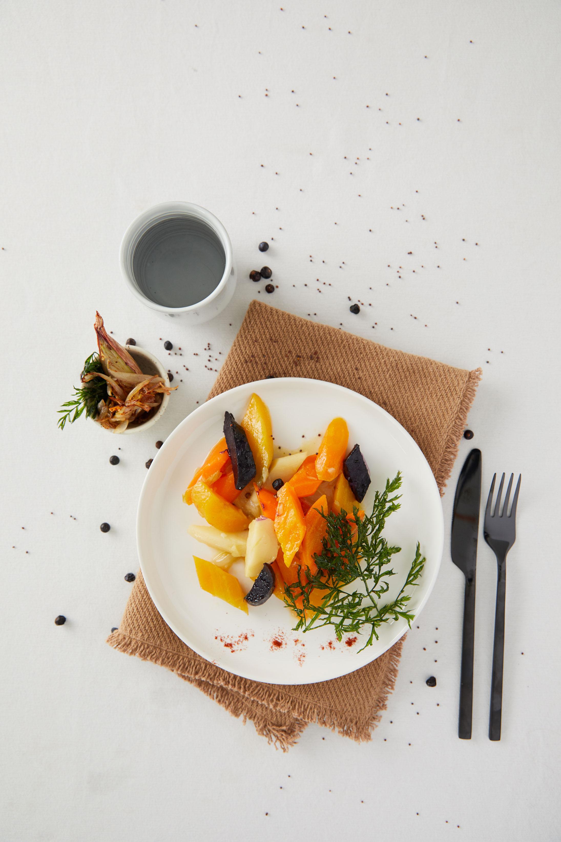 photographe culinaire studio finistere