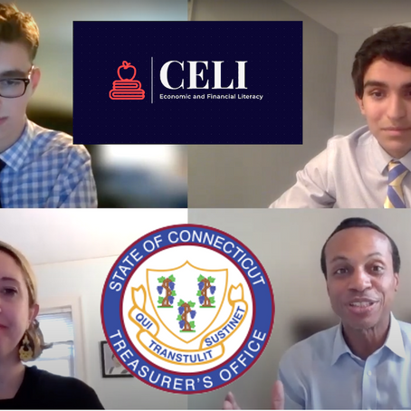 CELI's Interview with CT State Treasurer Wooden