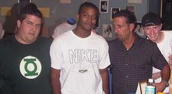 Rich Vos, Paul Catalina, Pat Young