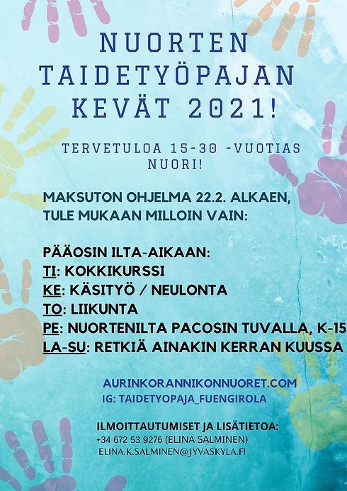NUORTEN TAIDETYÖPAJAN KEVÄT 2021!.jpg