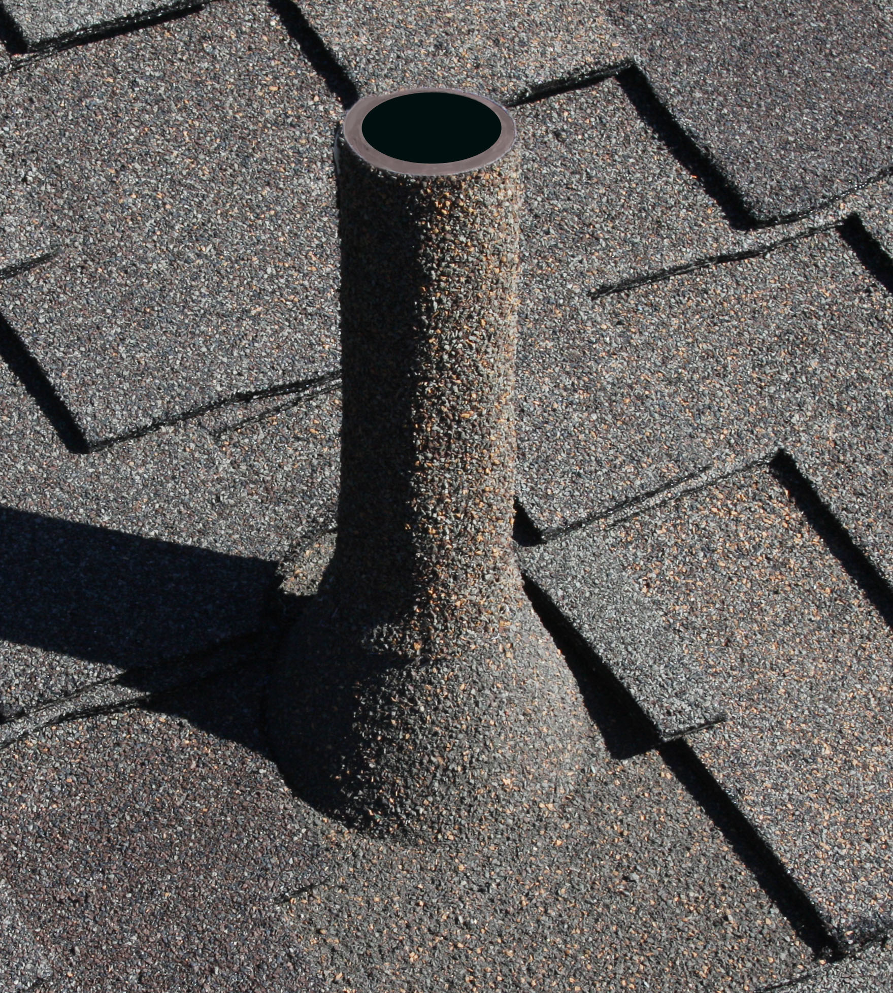 Flex-Stone™ Protected Pipe Vent