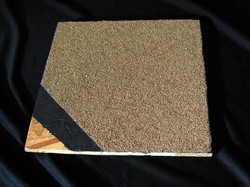 Flex-Stone™ Applied to OSB Sheet