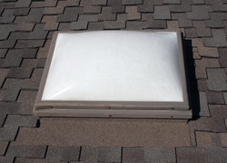 Flex-Stone™ Protected Skylight Skirt