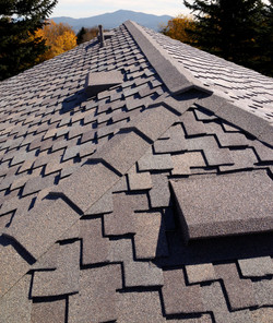 Speed Ridge™ and Stone Coated Vents