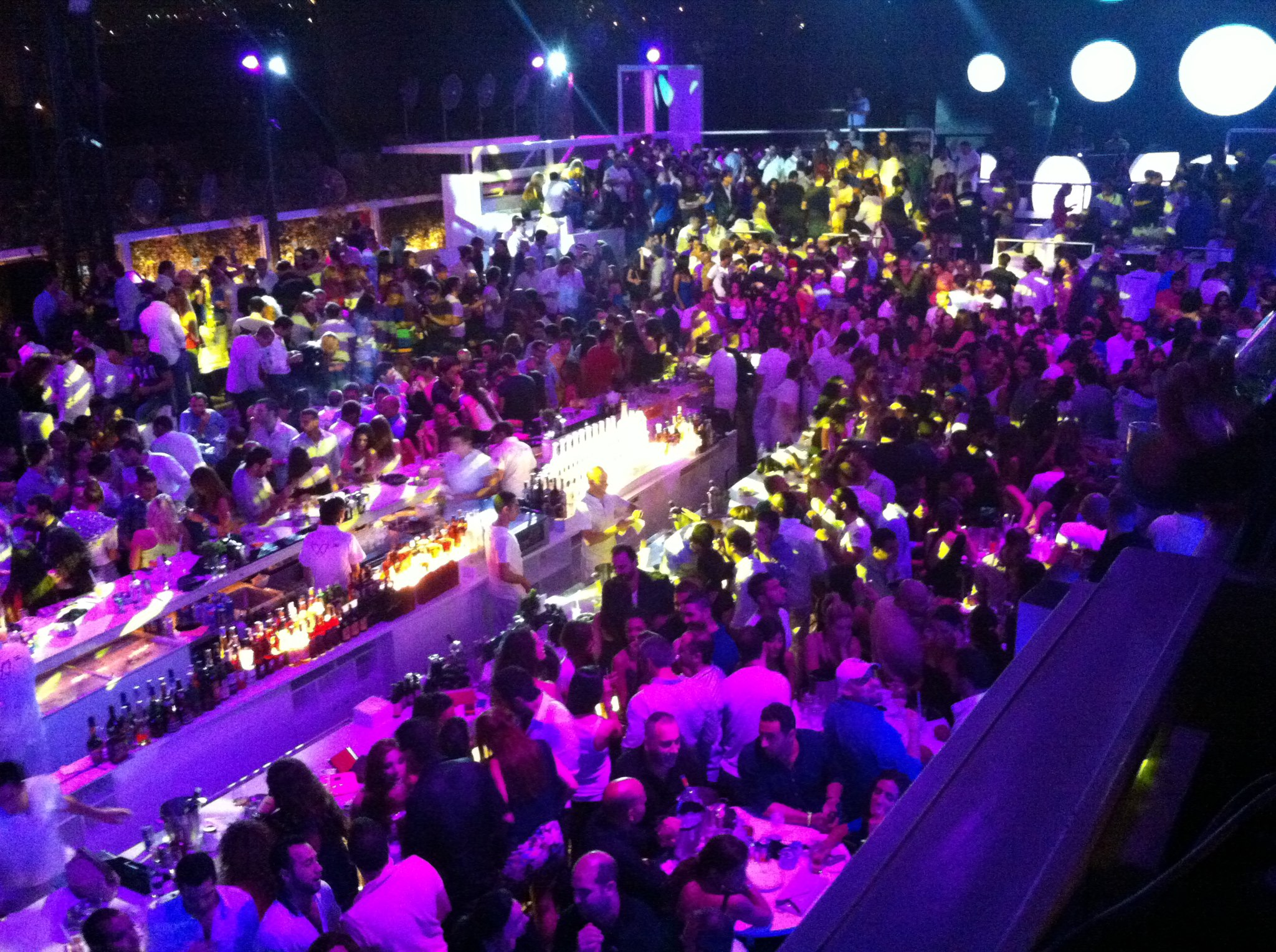Club White Beirut Lebanon