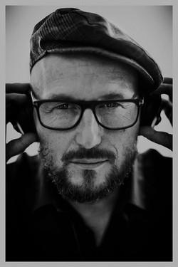 portrait by Mike Wennekes