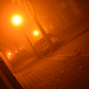 Rua Duque do Saldanha // De madrugada, entre la sombra y el viento
